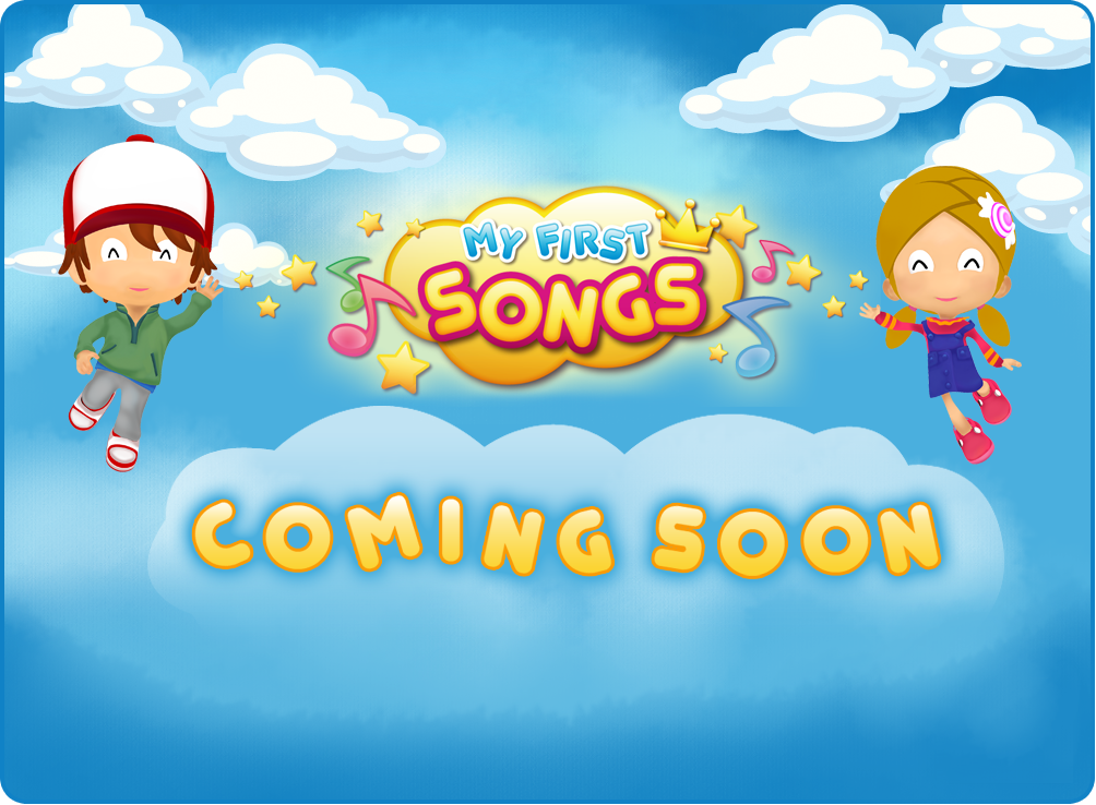 My First Songs for Wii U coming soon !